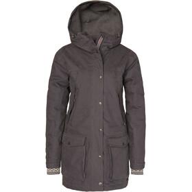 Varg W's Åre Parka Jacket Asphalt Grey